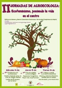 II Jornadas de Agroecología: Ecofeminismo